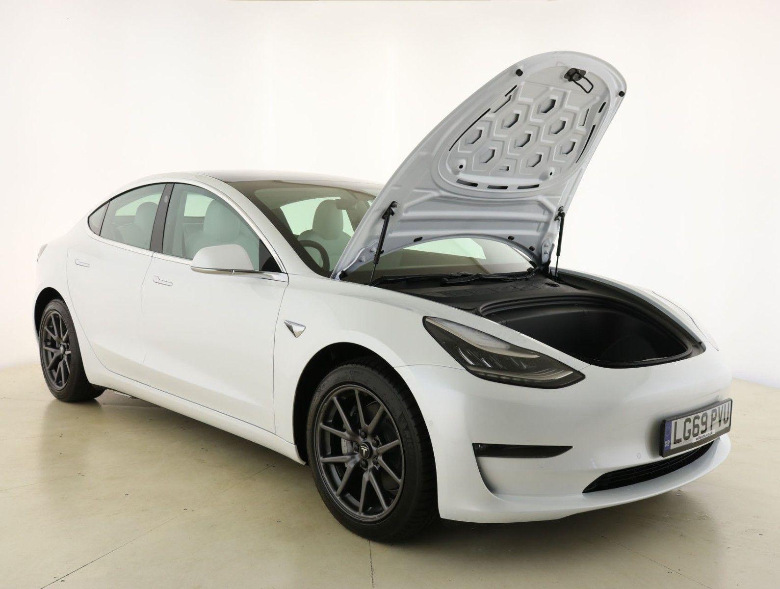 Buy Used Tesla Model 3 Long Range AWD 4dr Auto Car for ...